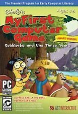 Shelly's My First Computer Game, Goldilocks and the Three Bears