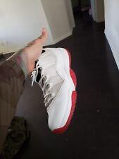 Retro Jordan 11 Low Cherry Bottoms size 14