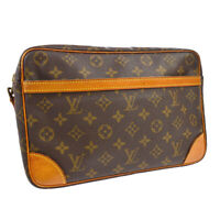 LOUIS VUITTON TROCADERO 30 CROSS BODY SHOULDER BAG MONOGRAM M51272 NO0911 04050