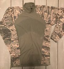 massif army combat shirt Mens Large Made In USA