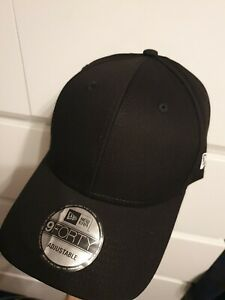 New Era 9Forty Cap - Black, One Size (11179866)
