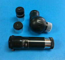 Celestron PowerSeeker Telescope Accessory Kit 2 Eyepieces Diagonal Barlow Filter