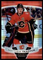 2019-20 OPC Platinum Red Prism #131 Matthew Tkachuk /199 - Calgary Flames