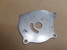 New OEM OMC P/N 305434 0305434 Impeller Plate - 1968 65 85 HP Evinrude Johnson