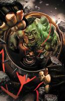 JUGGERNAUT #1 (MICO SUAYAN EXCLUSIVE VIRGIN VARIANT) COMIC BOOK ~ Marvel Comics