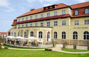 3-8 Tage Kurzreise Harz 3* S Wellness Hotel Fürstenhof Blankenburg Urlaub Reise