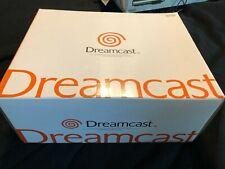 New listing Import Sega Dreamcast Console Original Box Instructions Controller Complete