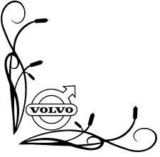 VOLVO Side Window Decals Stickers x 2