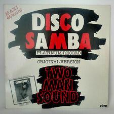 """Two Man Sound – Disco Samba (Original Version) - (Vinyl, 12"""", Maxi 45 Tours)"""