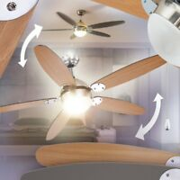 Ventilateur de plafond Lampe de séjour Lampe à suspension Lampe pendante 162878