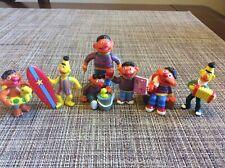 Vintage Muppets Sesame Street Figures Bert And Ernie Lot
