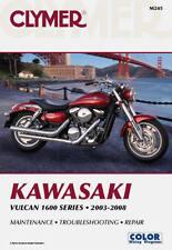 2003-2008 Kawasaki Vulcan VN 1600 Classic Mean Streak Nomad CLYMER REPAIR MANUAL