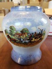 Royal Fentonware Vase Antique