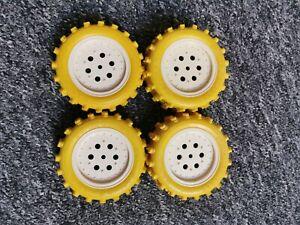 Tamiya Hotshot Vintage Wheels/Tyres