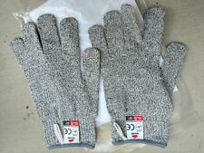 NoCry Cut Resistant Gloves - High Performance Level 5 Protection, Food Grade. ..