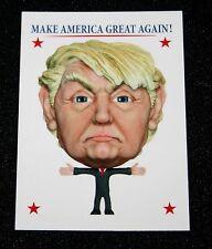 2016 Donald Trump Promo Card Philly Non Sport Show Make America Great Breygent