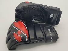 Cheerwing Mma Boxing Gloves Ufc Kickboxing Gloves (Xlarge|Black)