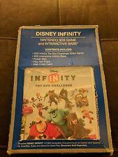 Disney Infinity Toy Box Challenge Nintendo 3DS Game & Interactive Base