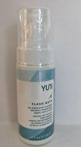 Yuni Flash Bath No-Rinse Body Cleanser 4 oz NEW/SEALED 7336
