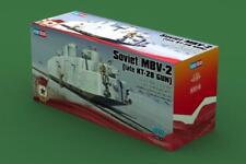 Hobbyboss 85516 1:35th Scale Soviet MBV-2 Late KT-28 Railway Gun