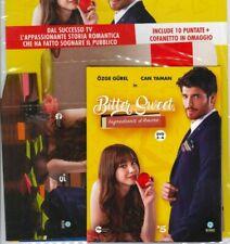 DVD Bitter Sweet Ingredienti D'amore 3-4 Ozge Gurel CAN YAMAN