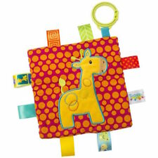 Mary Meyer Taggies Crinkle Me Giraffe Stroller/Crib Toy