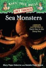 Magic Tree House Fact Tracker: Sea Monsters : A Nonfiction Companion to Dark...