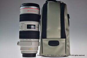 * Near MINT * Canon EF 70-200mm f/2.8 L IS USM