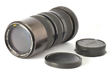 Soligor MC Auto Zoom 70-150mm F3.5 Lens For Canon FD Mount! Good Condition!
