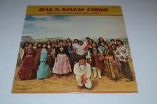 Bala-Sinem Choir~American Indian Songs and Chants~Canyon Records~FAST SHIPPING