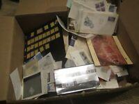 Stamps/FDC/Cover etc  GRAB BAG lot READ DESC GOOD VALUE