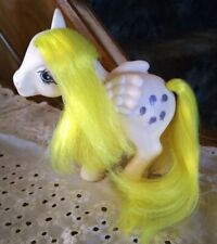 My Little Pony MLP Pegasus SURPRISE Glitter Balloons Vintage 1984 Hasbro