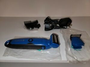 PG6250 Remington WetTech Lithium Head Beard Body Grooming Kit Trimmer Buzzer