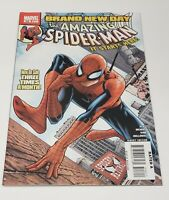 Amazing Spider-Man #546 Brand New Day 1st Appearance Jackpot Mr Negative 2008 VF