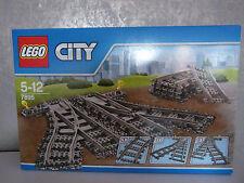 Lego City 7895 Weichen - NEU & OVP