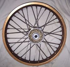 KTM 125SX 2004 PRO WHEEL REAR WHEEL KTM125/250SXF 2000-2012 REAR WHEEL ASSEMBLY