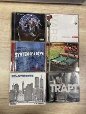 Used Cd Lot With Case You Pick Rock Alternative Pop Rap Punk