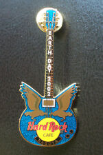 HRC Hard Rock Cafe Nagoya Earth Day 2002 Guitar Eagle LE300