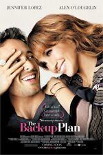 BACK-UP PLAN MOVIE POSTER ~ ORIGINAL 27x40 Jennifer Lopez