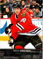 2015-16 Upper Deck Young Guns Rookie Hockey Card #471 Vincent Hinostroza