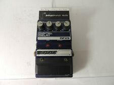 DOD DFX9 Digital Delay Effects Pedal Free USA Shipping