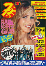 7 EXTRA 92/49 (2/12/92) CLAUDIA SCHIFFER BEVERLY HILLS 90210 JEANNE MAS RAPSAT