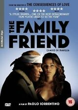 The Family Friend DVD Paolo Sorrentino New Original UK Release R2 Movie Film