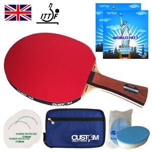 Stiga Allround Classic Legend Custom Table Tennis Bat World No.1 UK Fast Post
