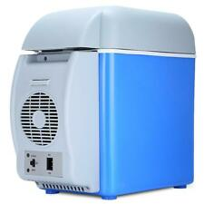 2V 7.5L Capacity Portable Car Refrigerator Cooler Warmer Truck Electric Fridge
