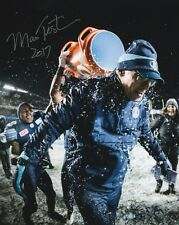 TORONTO ARGONAUTS ARGOS MARC TRESTMAN SIGNED 8X10 PHOTO  A