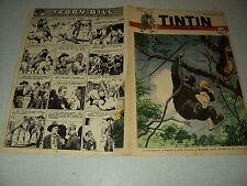TINTIN 1947/38 (18/9/47) HERGE
