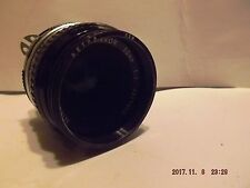 Nikon NIKKOR  50mm F.2 Lens〔Nr Mint〕From Japan