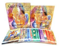 The Angel Tarot Cards Box set by Jayne Wallace Mind Body Spirit Psychic NEW