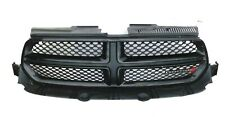 ✅ 2011-2013 Dodge Durango R/T Front Grille Black Plastic OEM Grille RT 11 12 13